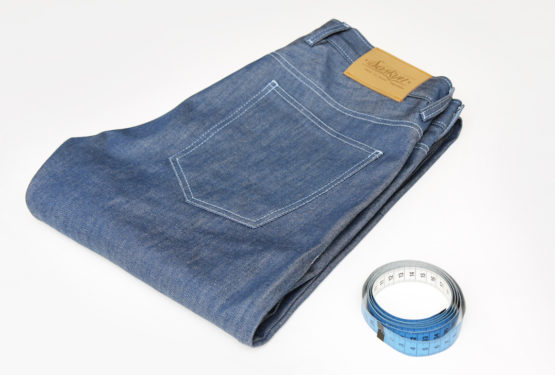 HOW TO MEASURE JEANS